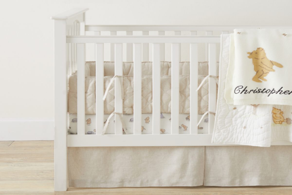 Winnie the Pooh x Pottery Barn Kids Collection Launches Today