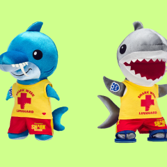 Shark Week Build-A-Bear