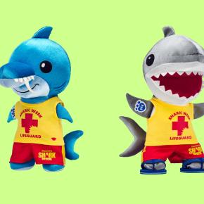 Shark Week Build-A-Bear