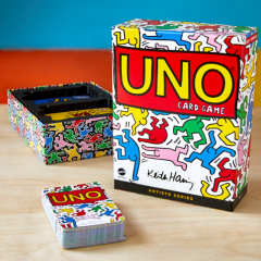 UNO Artiste Series No. 2: Keith Haring