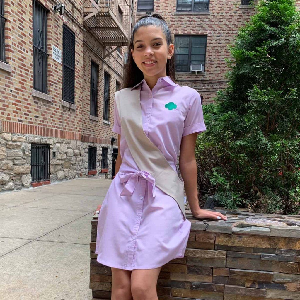 Girl Scouts Uniform