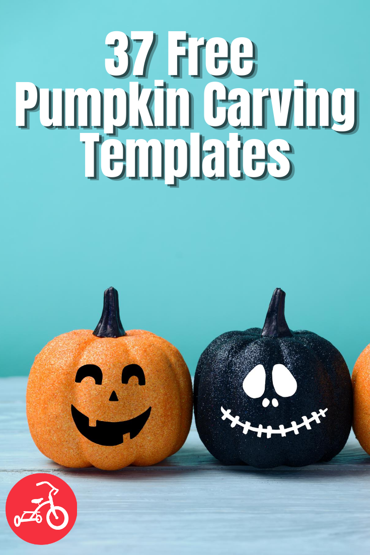 42 Incredible Pumpkin Carving Templates To Try This Year