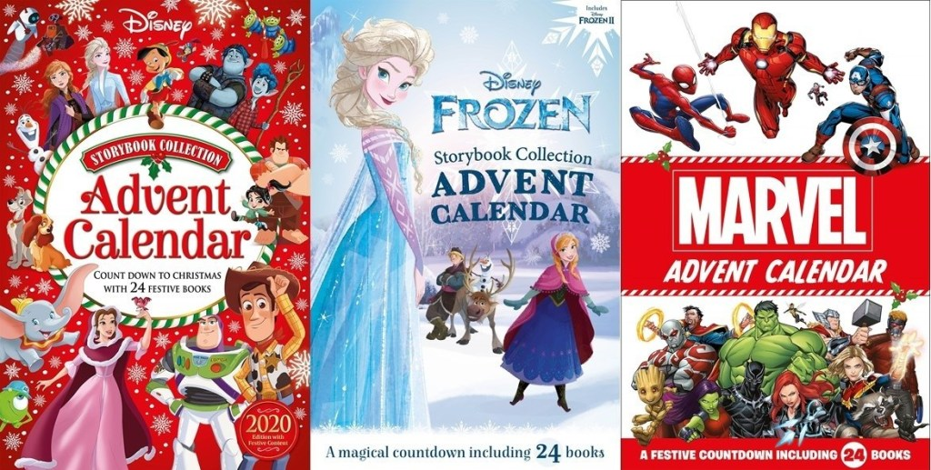 Disney Storybook Collection Advent Calendars