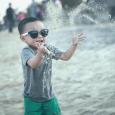 beach, sand, playtime, boy, toddler, summer, vacation