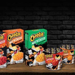 Cheetos Mac 'n Cheese