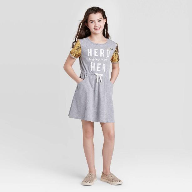 Wonder Woman Kids Fashion