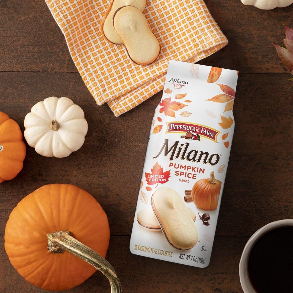 Pumpkin Spice Milano