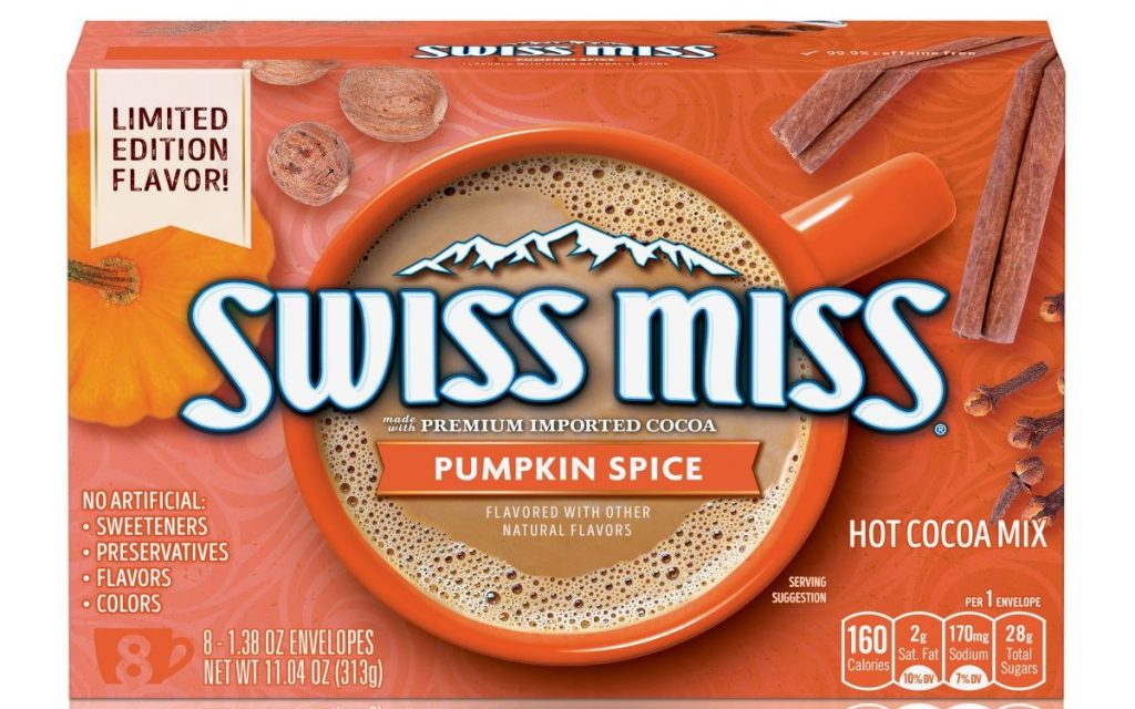 Swiss Miss Pumpkin Spice