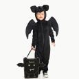 Kids Light Up Wire Bat Halloween Costume