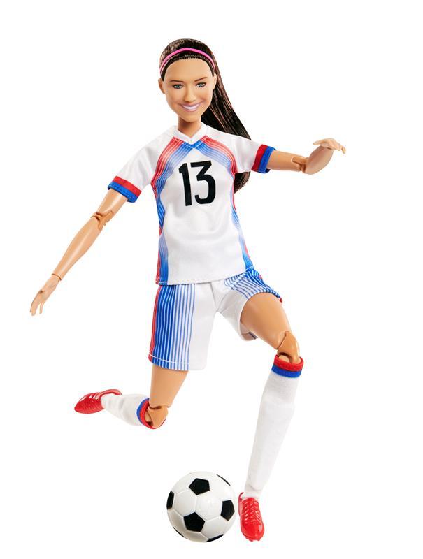 Alex Morgan Barbie