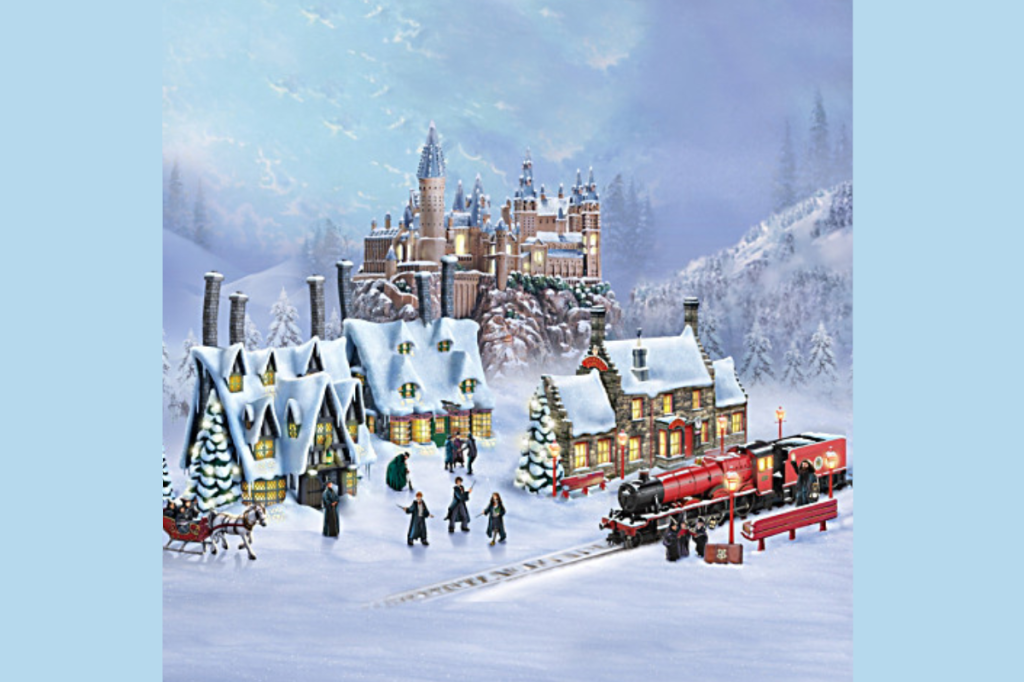 Harry Potter Illuminated Village Collection