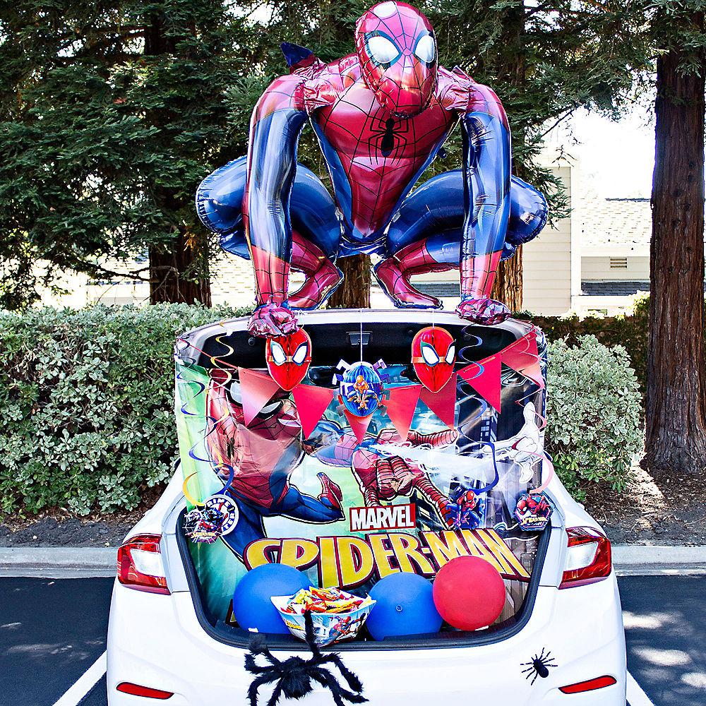 Spider-Man Trunk-or-Treat Decorating Kit