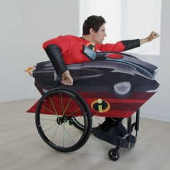 Incredimobile Wheelchair Cover Set
