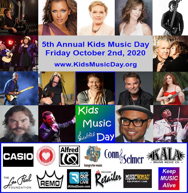 Disney Dreamin' for Kids Music Day