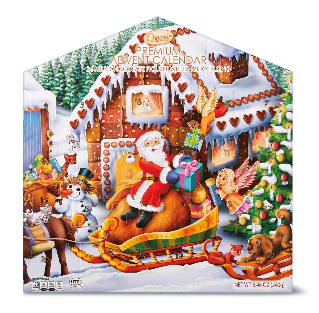 Choceur Premium Advent Calendar