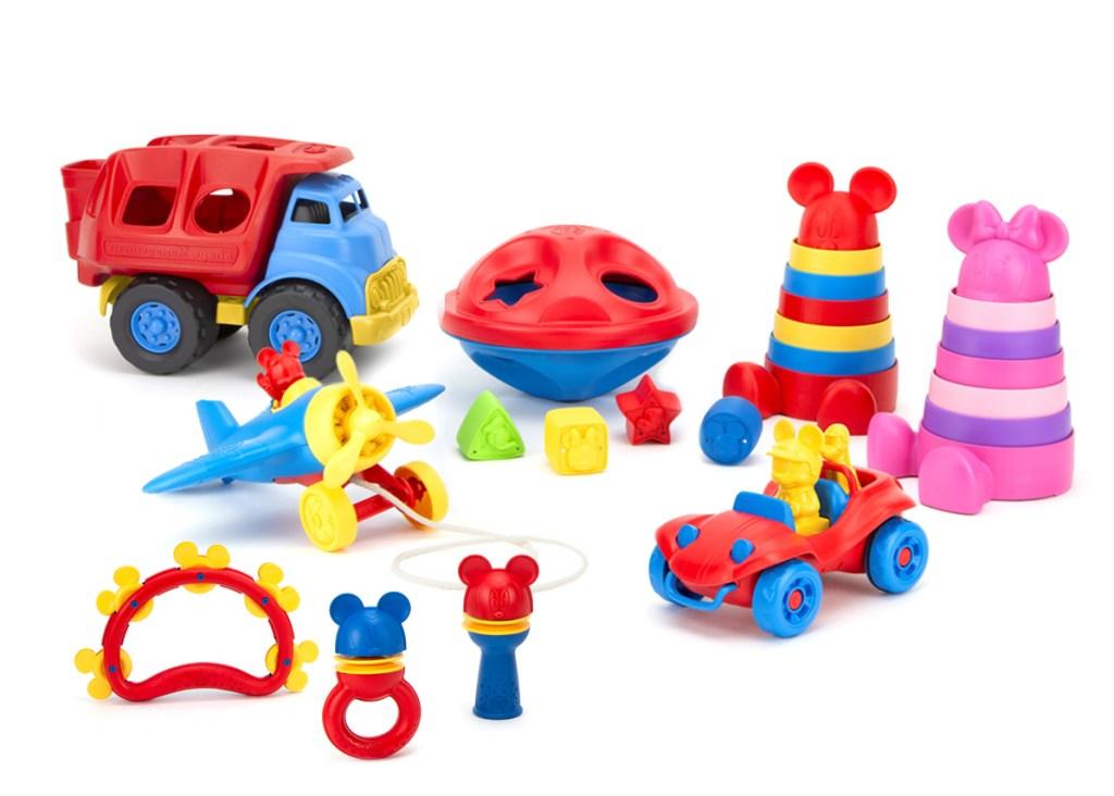 Mickey Toys