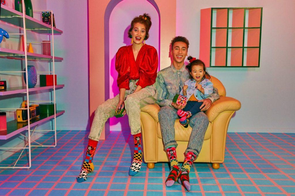 Disney x Happy Socks
