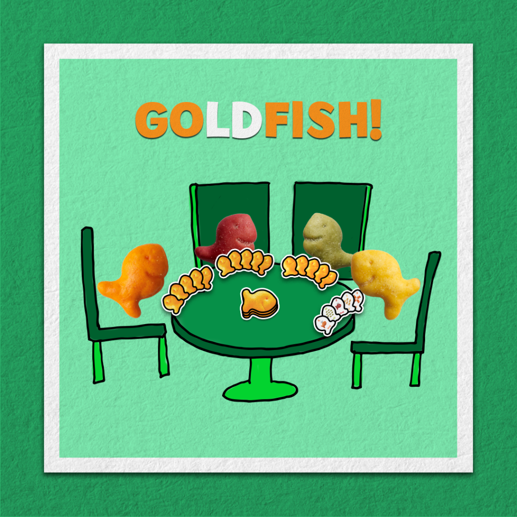 Goldfish Card Game