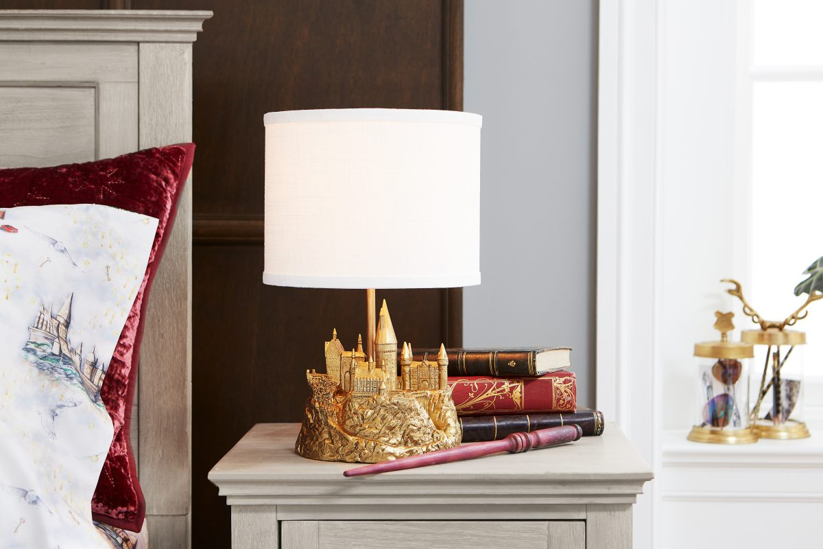 Harry Potter Hogwarts Castle Lamp