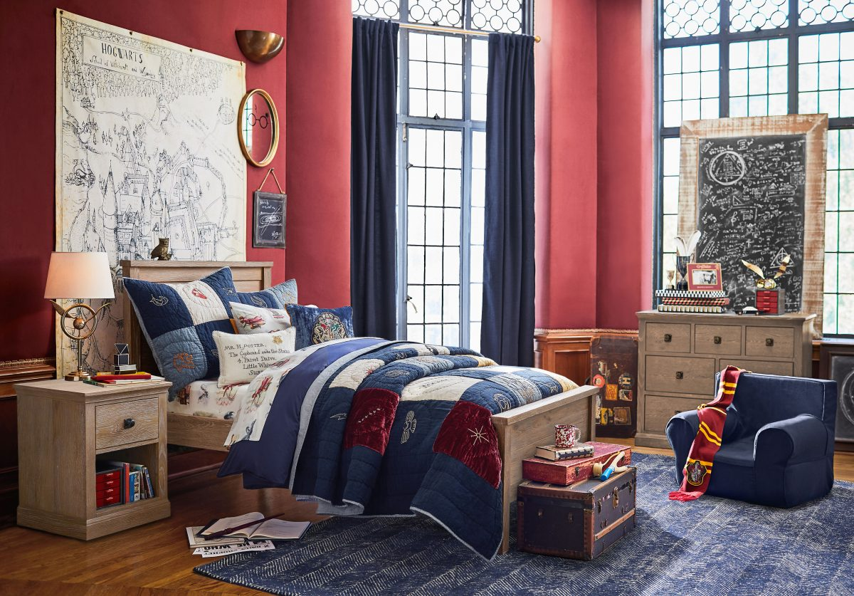 Celebrate Back To Hogwarts Day With Pottery Barn