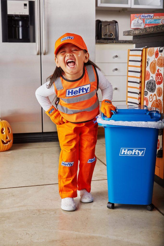 Hefty Costume