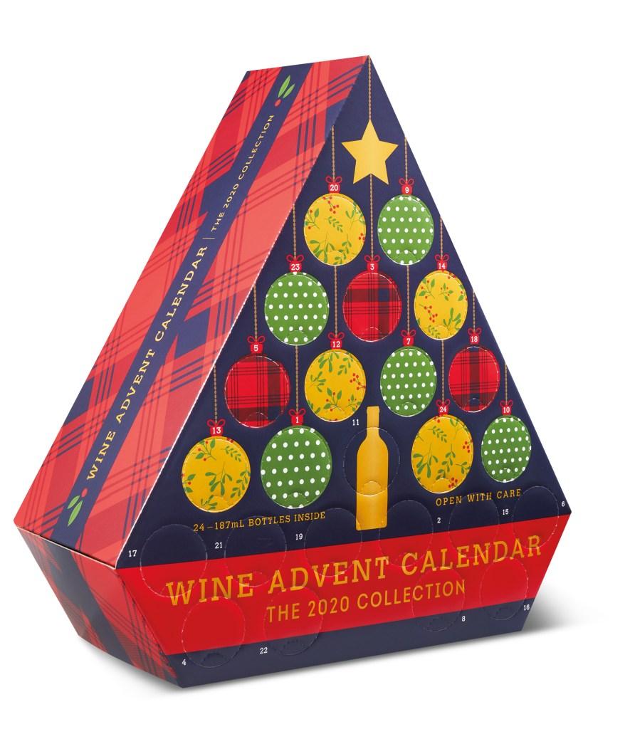 Merry & Bright Wine Advent Calendar