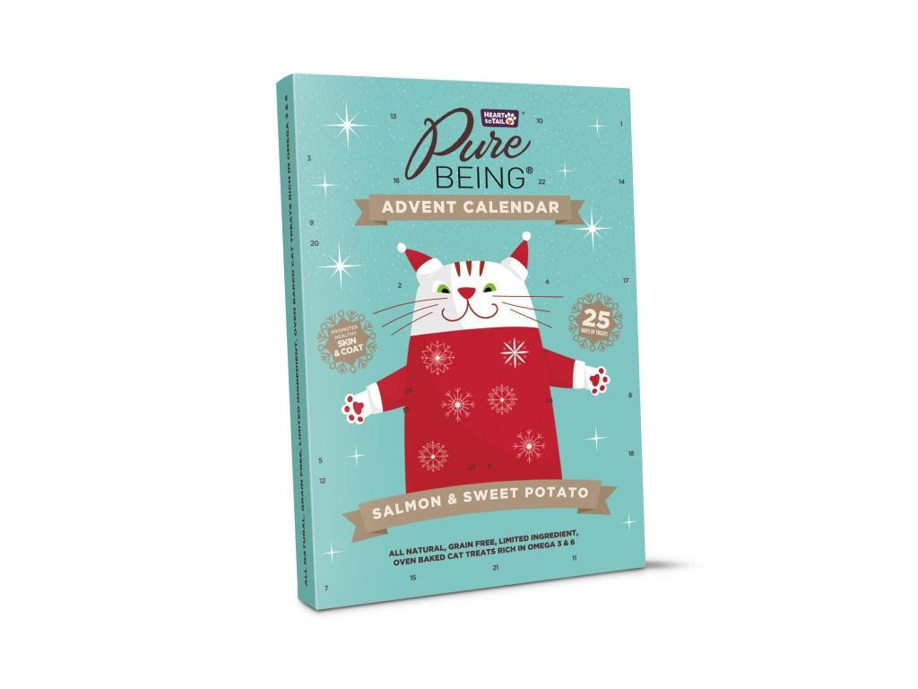 Pure Being Premium Cat Advent Calendar