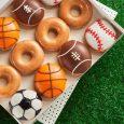 Sports donuts
