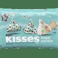 Sugar Cookie Kisses