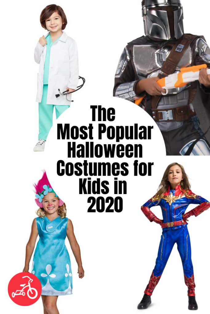 2020 Most Popular Childrens Halloween Costumes The Most Popular Halloween Costumes for Kids in 2020