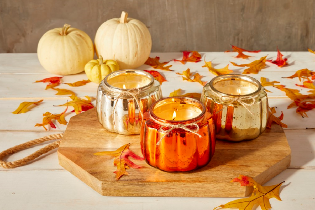 Aldi Has All The Seasonal Candles This Month