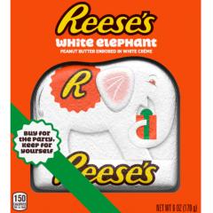 Reese's White Elephant