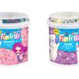 Funfetti frosting