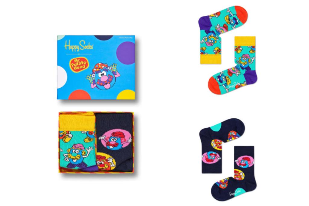 Happy Socks X Mr. Potato Head