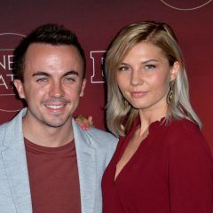 Frankie Muniz & Paige Price