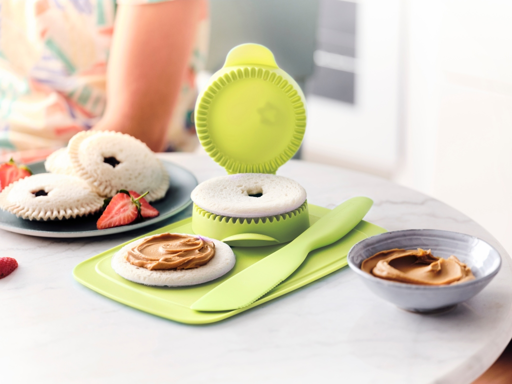 Spread, Slice and Seal Set