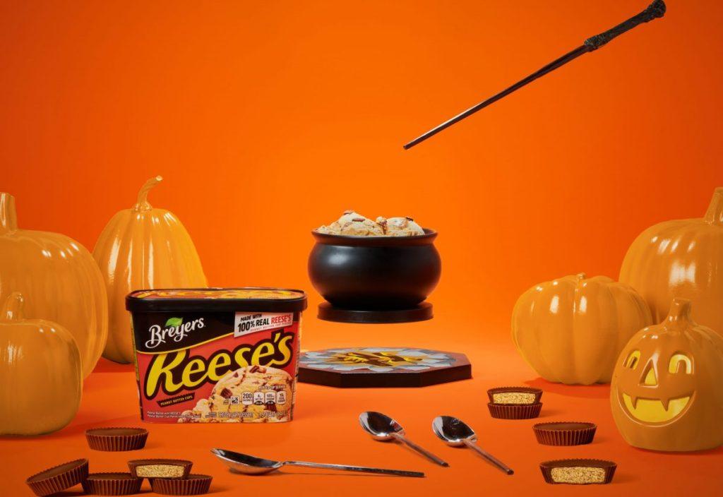 Breyers Reeses Cauldron