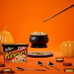 Breyers Reeses Cauldron