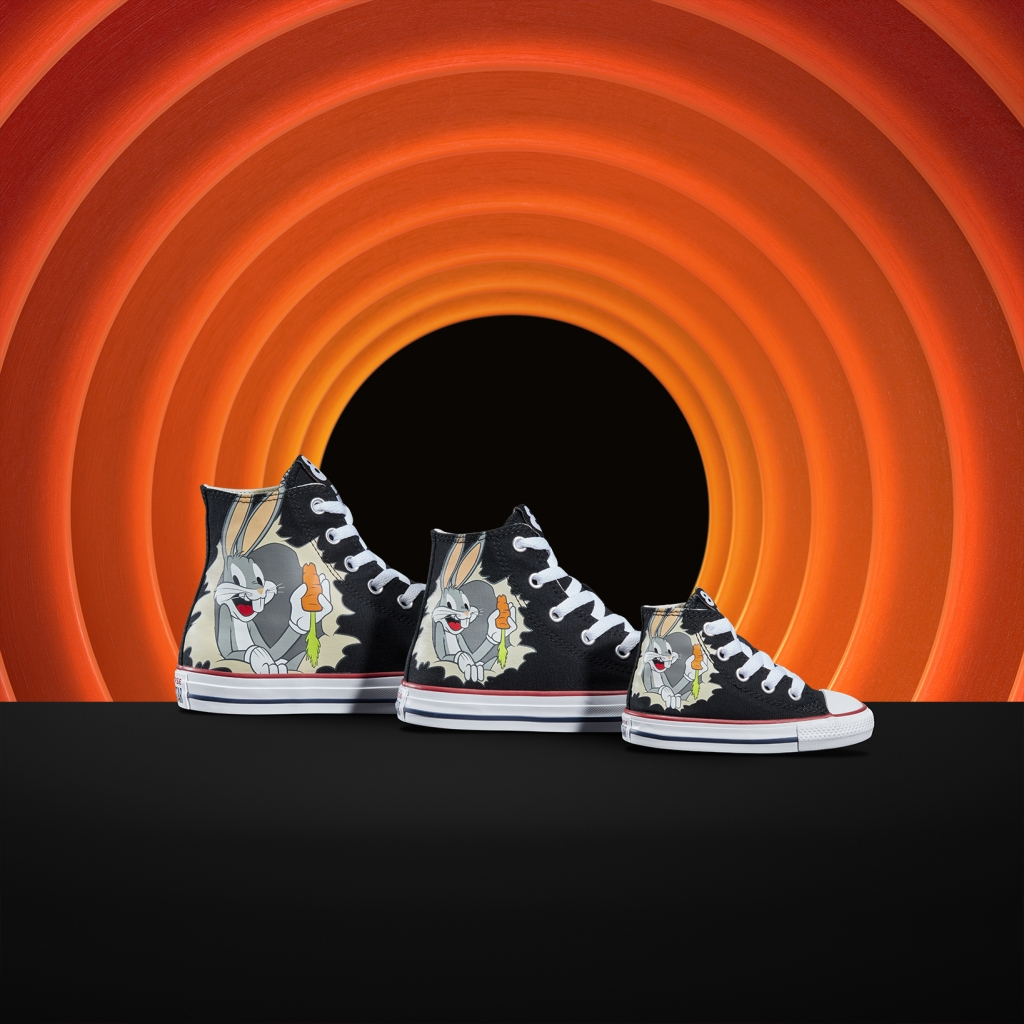 What's Up Doc? New Converse x Warner Bros. Collab Celebrates Bugs Bunny