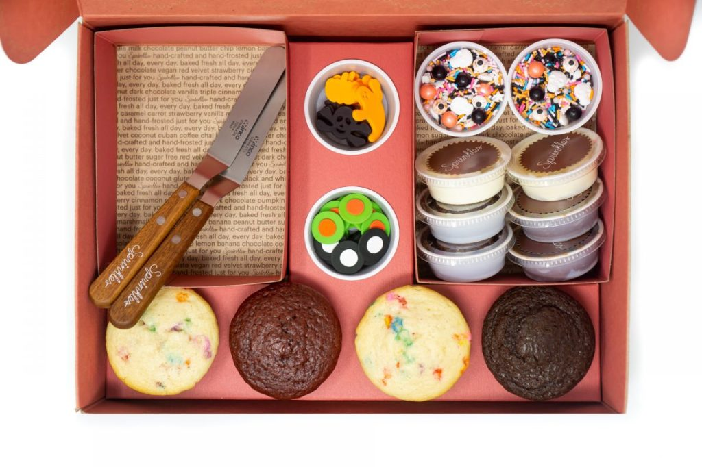 Halloween DIY Cupcakes