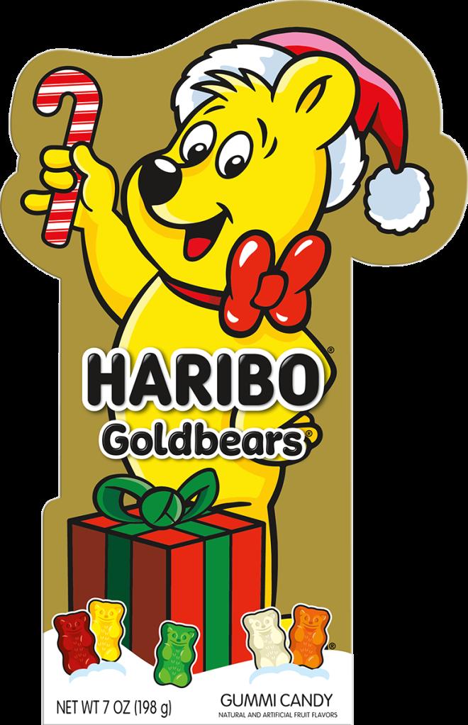 HARIBO Goldbears Billboard Box