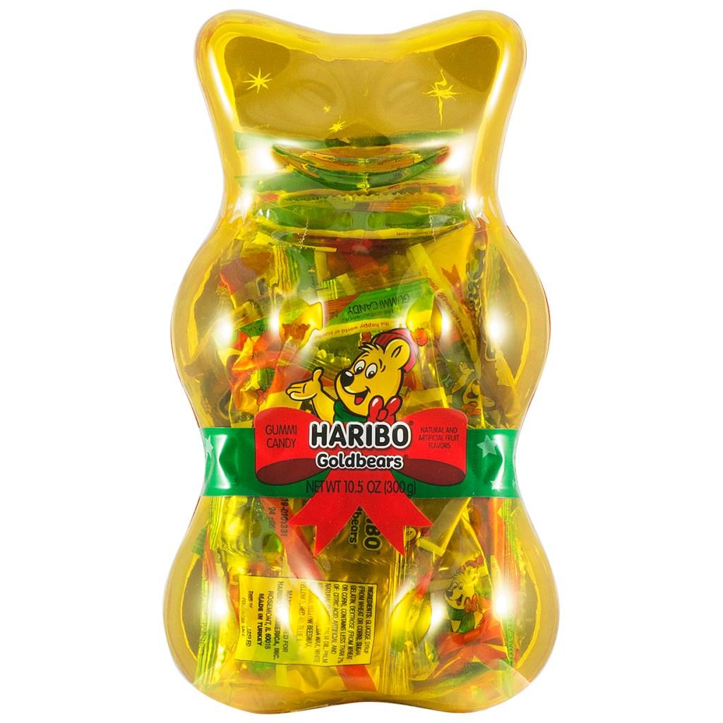 HARIBO Holiday Acrylic Bear Front