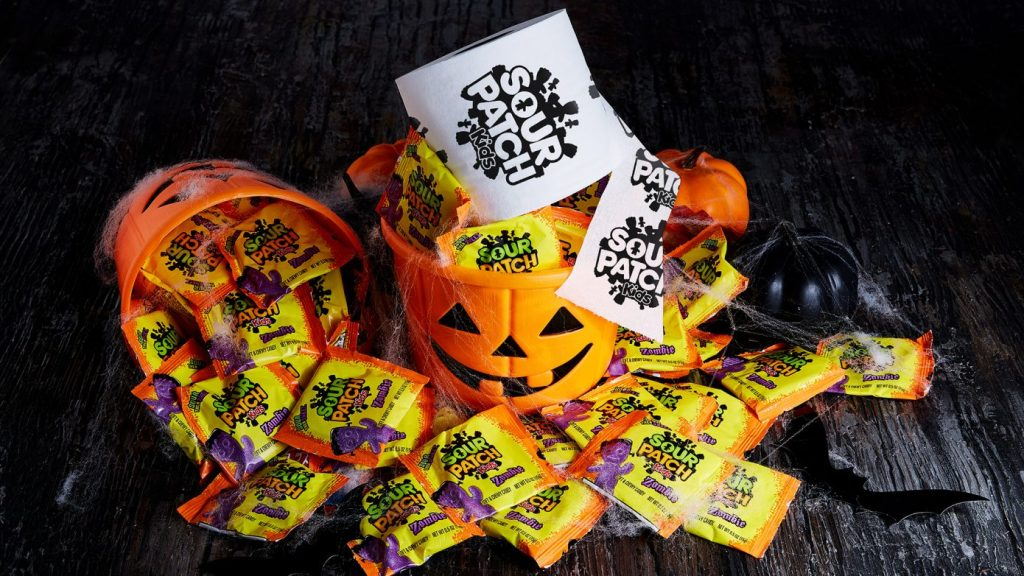 Sour Patch Kids Halloween