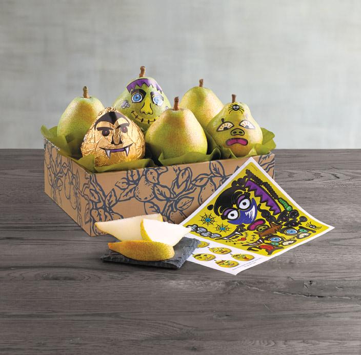 Harry & David Halloween Pear Decorating Kit