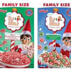 Kellogg's Elf Cereal
