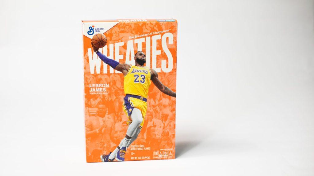 Wheaties - LeBron James