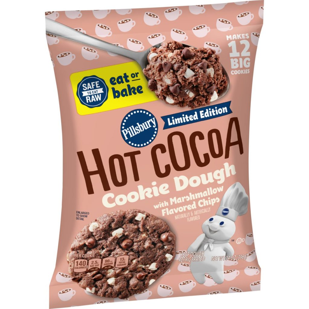Pillsbury Hot Cocoa Cookie Dough
