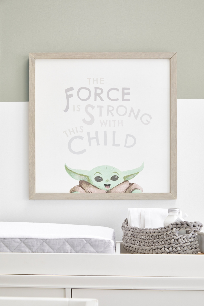 The Child Star Wars Nursery