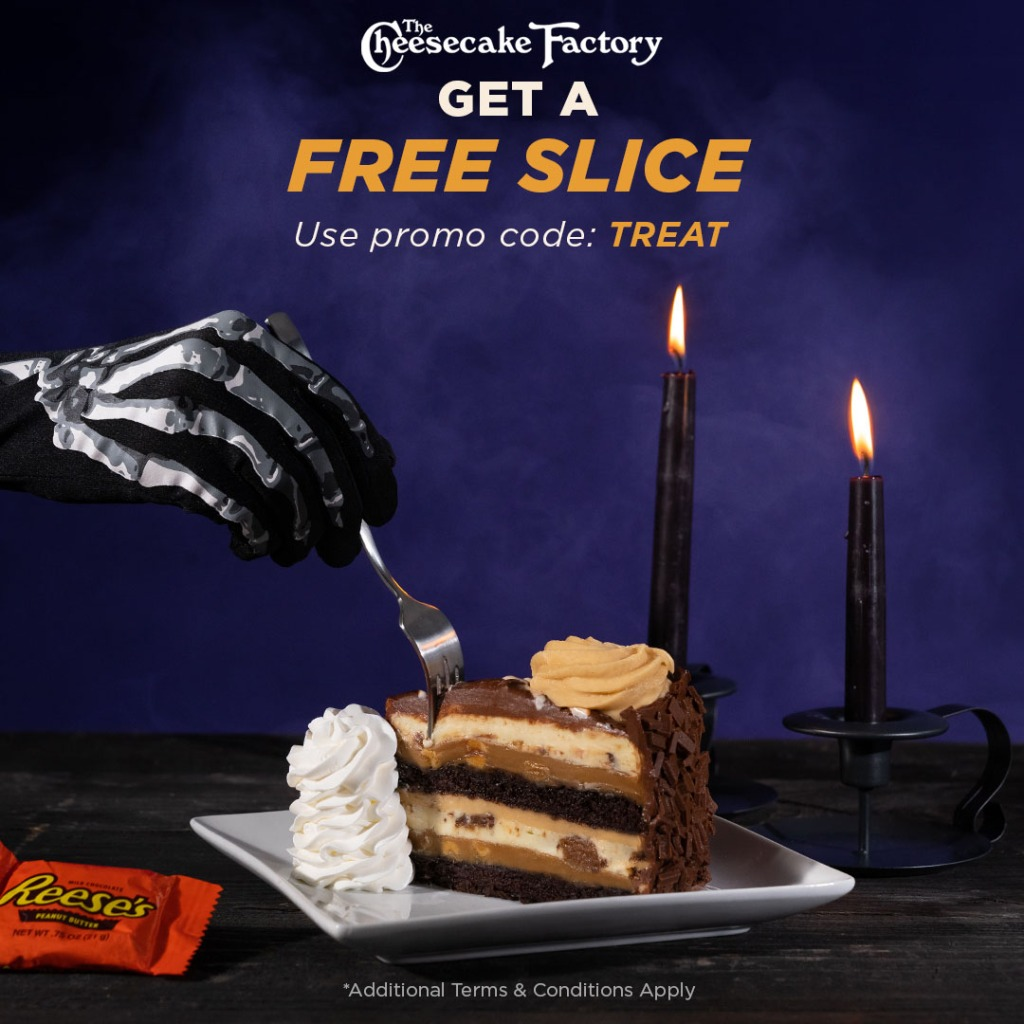 Free Halloween Cheesecake