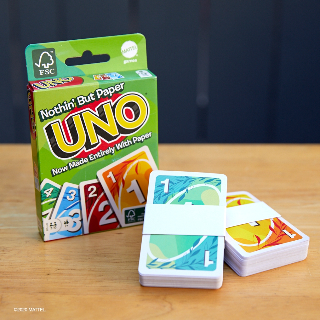 UNO Nothin' But Paper
